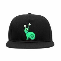 Снепбек Green monster snail