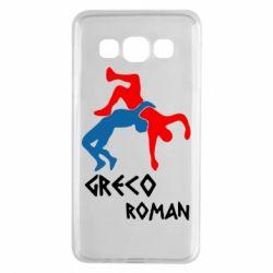 Чохол для Samsung A3 2015 Греко-римська боротьба