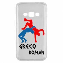 Чохол для Samsung J1 2016 Греко-римська боротьба