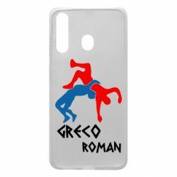 Чохол для Samsung A60 Греко-римська боротьба