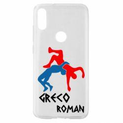 Чохол для Xiaomi Mi Play Греко-римська боротьба