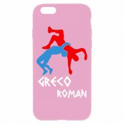 Чохол для iPhone 6/6S Греко-римська боротьба