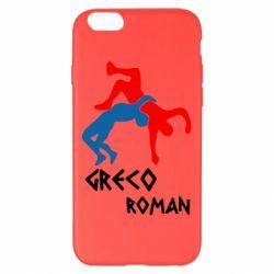Чохол для iPhone 6 Plus/6S Plus Греко-римська боротьба
