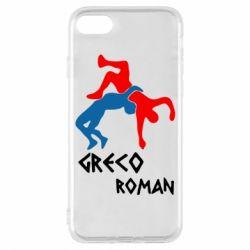 Чохол для iPhone 7 Греко-римська боротьба