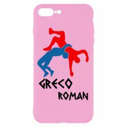 Чохол для iPhone 7 Plus Греко-римська боротьба