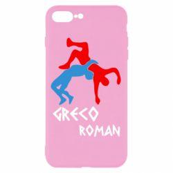 Чохол для iPhone 8 Plus Греко-римська боротьба