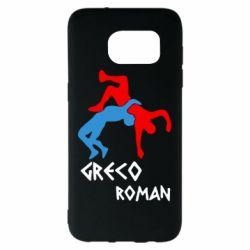 Чохол для Samsung S7 EDGE Греко-римська боротьба