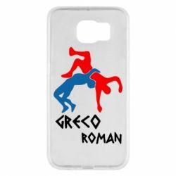 Чохол для Samsung S6 Греко-римська боротьба