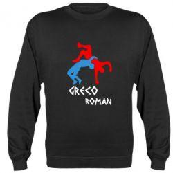 Реглан (свитшот) Греко-римская борьба - FatLine