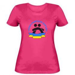 Женская футболка Греко-римская