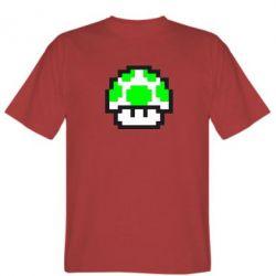 Футболка Гриб Марио в пикселях