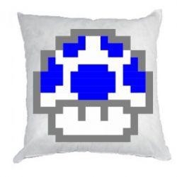 Подушка Гриб Марио в пикселях - FatLine
