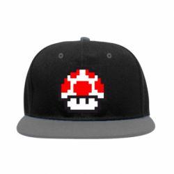 Снепбек Гриб Марио в пикселях