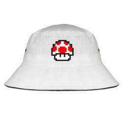 Панама Гриб Марио в пикселях