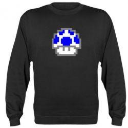 Реглан (свитшот) Гриб Марио в пикселях - FatLine