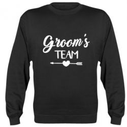 Реглан (свитшот) Groom's team