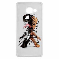 Чохол для Samsung A3 2016 Groot and Venom