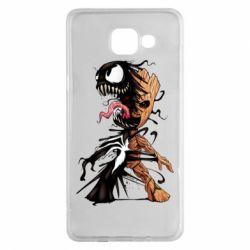 Чохол для Samsung A5 2016 Groot and Venom
