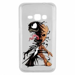 Чохол для Samsung J1 2016 Groot and Venom