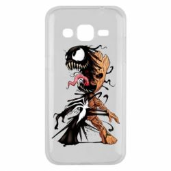 Чохол для Samsung J2 2015 Groot and Venom