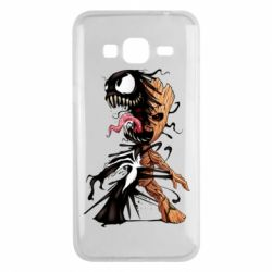 Чохол для Samsung J3 2016 Groot and Venom