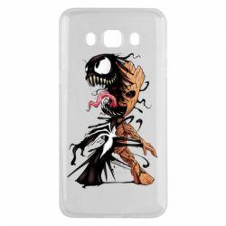 Чохол для Samsung J5 2016 Groot and Venom
