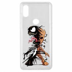 Чохол для Xiaomi Mi Mix 3 Groot and Venom
