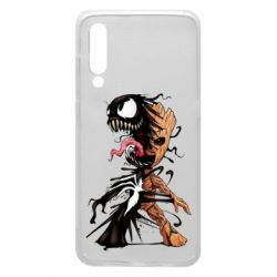 Чохол для Xiaomi Mi9 Groot and Venom