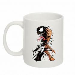 Кружка 320ml Groot and Venom