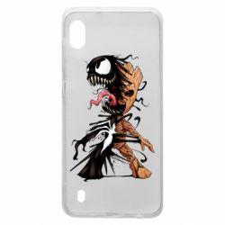 Чохол для Samsung A10 Groot and Venom