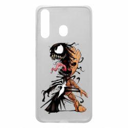 Чохол для Samsung A60 Groot and Venom