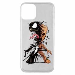 Чохол для iPhone 11 Groot and Venom