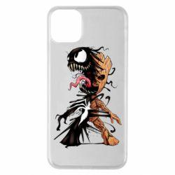 Чохол для iPhone 11 Pro Max Groot and Venom