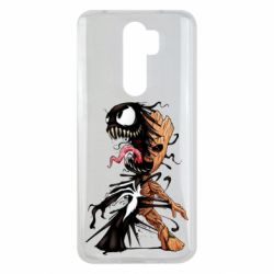 Чохол для Xiaomi Redmi Note 8 Pro Groot and Venom