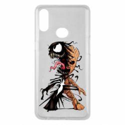 Чохол для Samsung A10s Groot and Venom