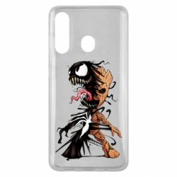 Чохол для Samsung M40 Groot and Venom