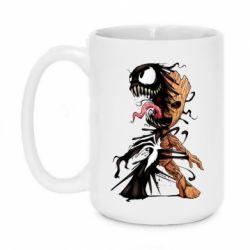 Кружка 420ml Groot and Venom