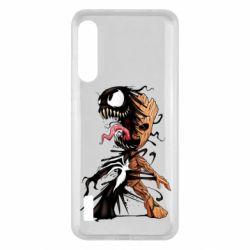 Чохол для Xiaomi Mi A3 Groot and Venom