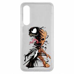 Чохол для Xiaomi Mi9 SE Groot and Venom