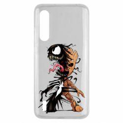Чохол для Xiaomi Mi9 Lite Groot and Venom