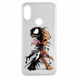 Чохол для Xiaomi Redmi Note 7 Groot and Venom