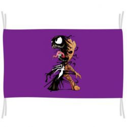 Прапор Groot and Venom