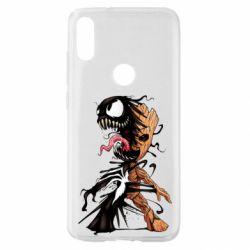 Чохол для Xiaomi Mi Play Groot and Venom