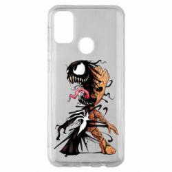 Чохол для Samsung M30s Groot and Venom