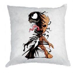 Подушка Groot and Venom
