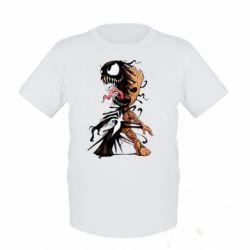 Дитяча футболка Groot and Venom