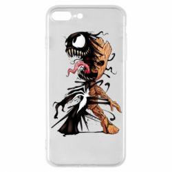 Чохол для iPhone 7 Plus Groot and Venom