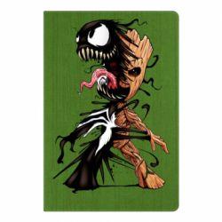 Блокнот А5 Groot and Venom