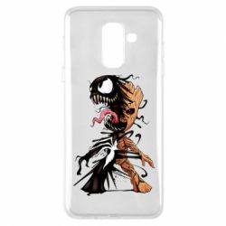 Чохол для Samsung A6+ 2018 Groot and Venom