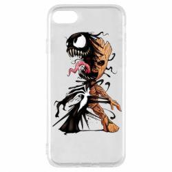 Чохол для iPhone 8 Groot and Venom